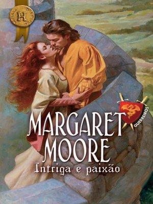 cover image of Intriga e paixão