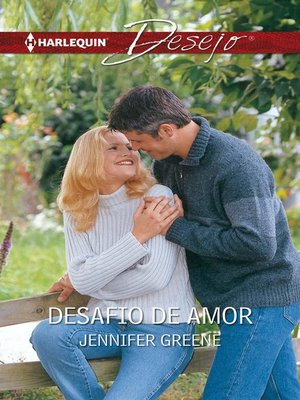 cover image of Desafio de amor