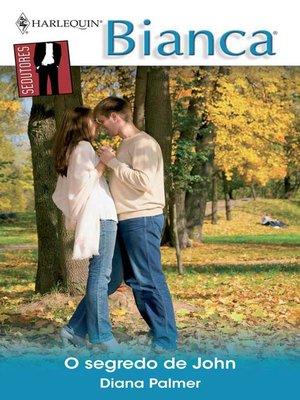 cover image of O segredo de John