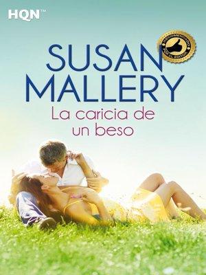 cover image of La caricia de un beso