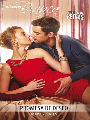 cover image of Promesa de deseo