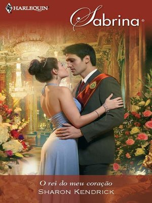 cover image of O rei do meu coração