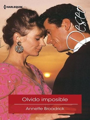 cover image of Olvido imposible