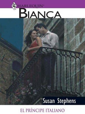 cover image of El príncipe italiano