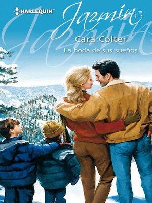 cover image of La boda de sus sueños
