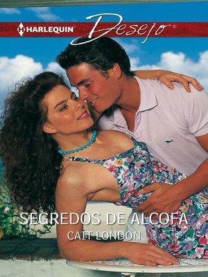 cover image of Segredos de alcofa