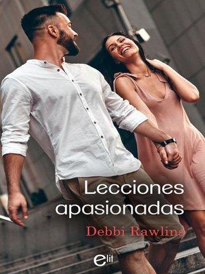 cover image of Lecciones apasionadas