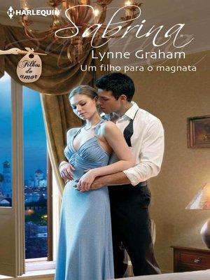 cover image of Um filho para o magnata