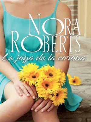 cover image of La joya de la corona
