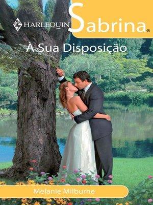 cover image of À sua disposição