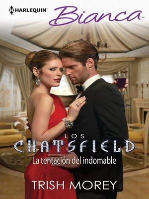 cover image of La tentación del indomable