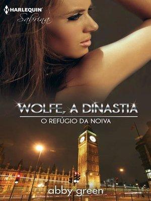 cover image of O refúgio da noiva