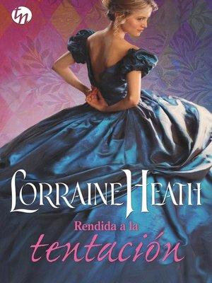 cover image of Rendida a la tentación