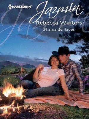 cover image of El ama de llaves