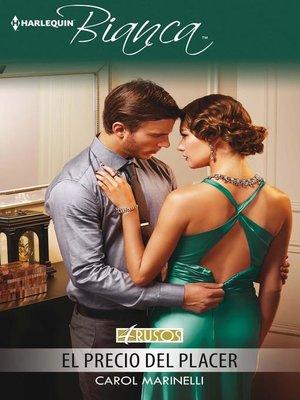 cover image of El precio del placer