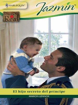 cover image of El hijo secreto del príncipe