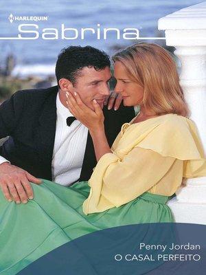 cover image of O casal perfeito