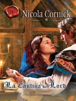 cover image of La cautiva del lord