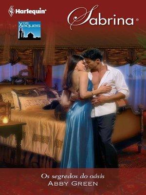 cover image of Os segredos do oásis