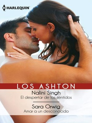 cover image of El despertar de los sentidos--Amar a un desconocido