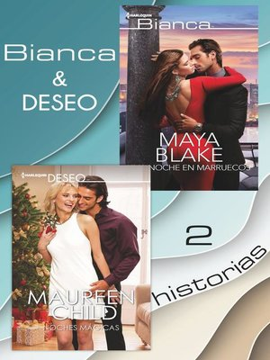 cover image of E-Pack Bianca y Deseo diciembre 2019