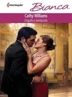 cover image of Orgullo y tentación
