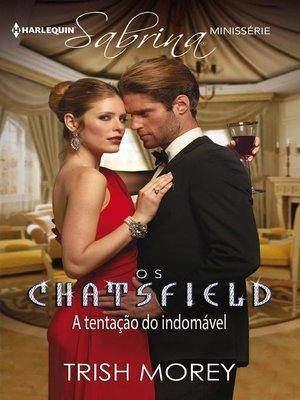 cover image of A tentação do indomável