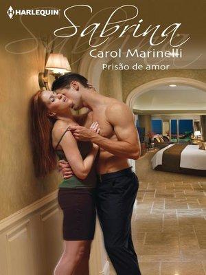 cover image of Prisão de amor