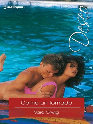 cover image of Como un tornado