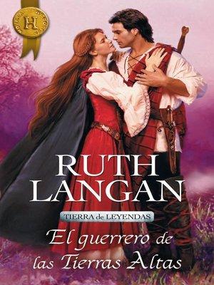 cover image of El guerrero de las tierras altas