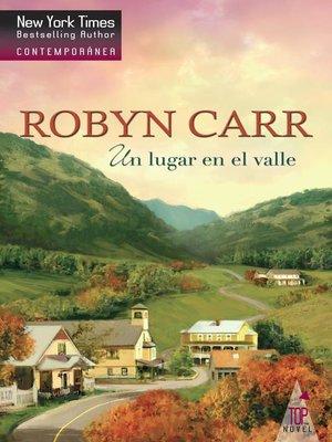 cover image of Un lugar en el valle
