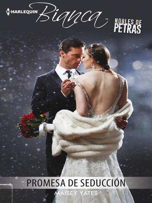 cover image of Promesa de seducción