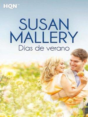 cover image of Días de verano