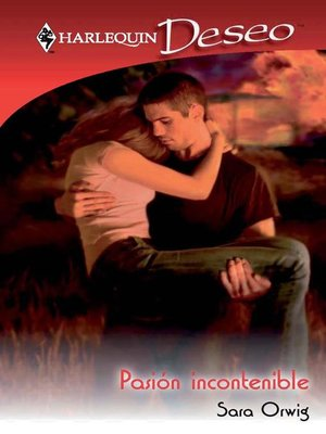 cover image of Pasión incontenible