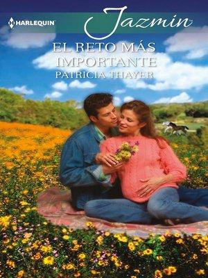 cover image of El reto más importante