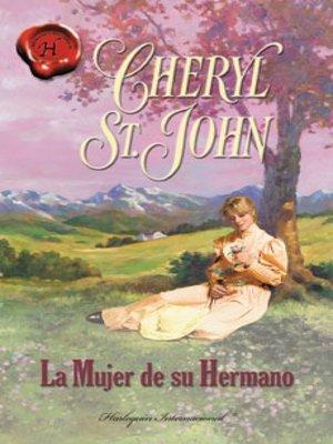 cover image of La mujer de su hermano