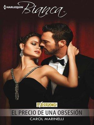 cover image of El precio de una obsesión