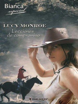 cover image of Lecciones de compromiso