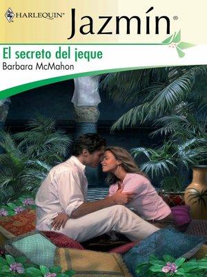 cover image of El secreto del jeque