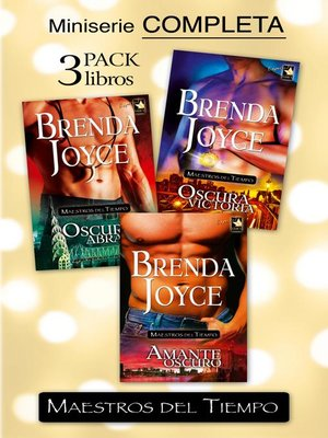 cover image of Pack Brenda Joyce