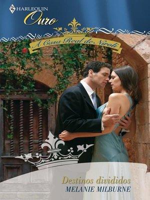 cover image of Destinos divididos