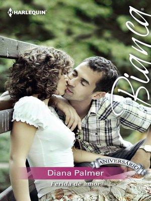 cover image of Ferida de amor