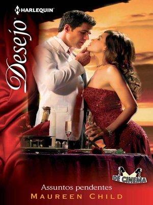 cover image of Assuntos pendentes