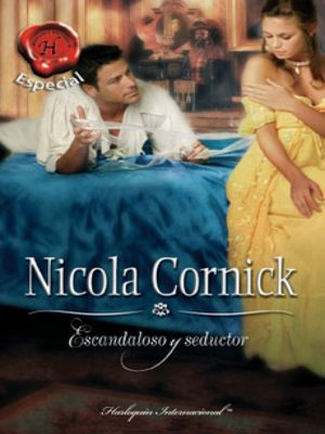 cover image of Escandaloso y seductor