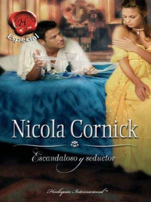 cover image of Escandaloso y seductor