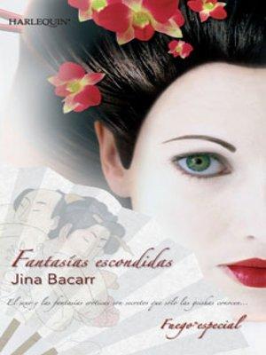 cover image of Fantasías escondidas