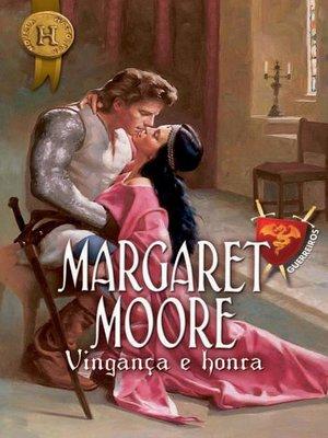 cover image of Vingança e honra