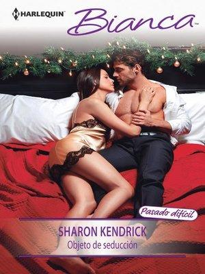 cover image of Objeto de seducción