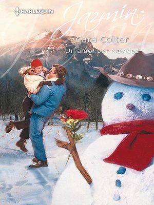 cover image of Un amor por navidad