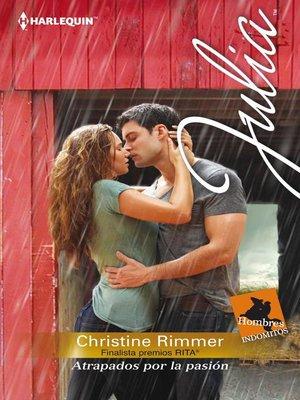cover image of Atrapados por la pasión